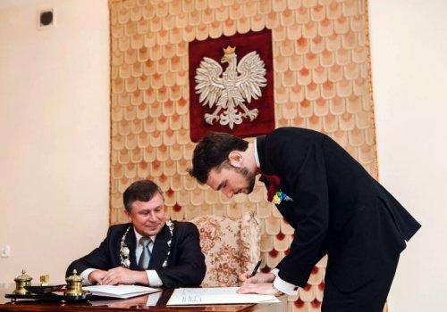Документы, необходимые для заключения брака в Польше